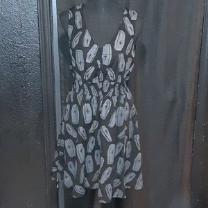 Sourpuss Coffin Dress